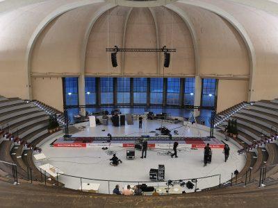 Kuppelsaal Berlin Weißer Bär 2020