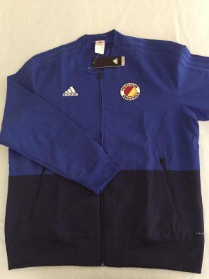 FCG Trainingsjacke Herren blau